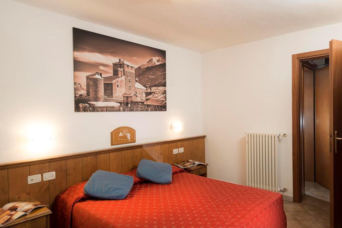 Hotel Residence Chateau Quadruple